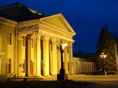 Палац студентів ДНУ ім. Олеся Гончара